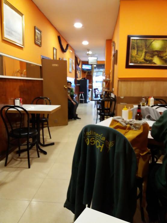 Baribar Istanbul Doner Kebab Carrer del Rosselló, 213, 08008 Barcelona