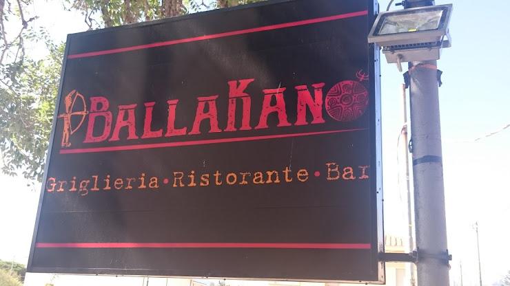 Ballakanò Carrer de les Sitges, 3, 08001 Barcelona