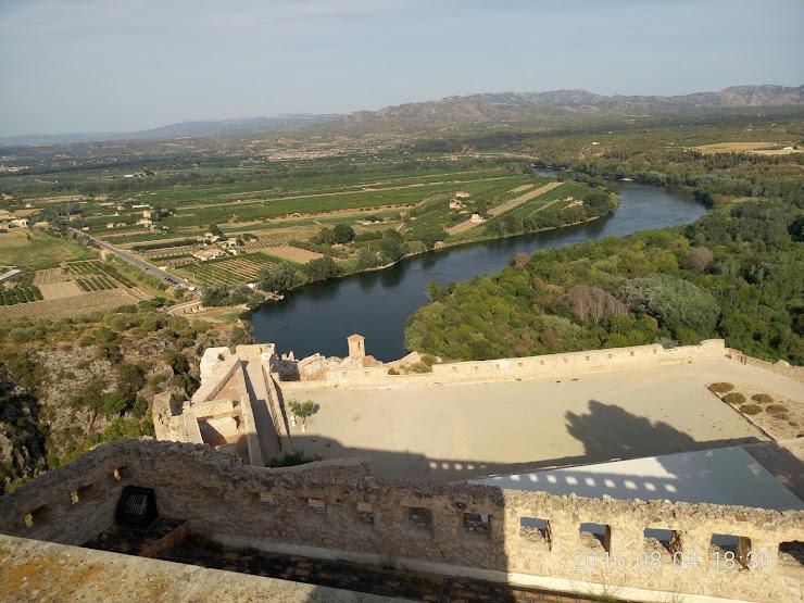 Castell de Miravet Camí del Castell, s/n, 43747 Miravet, Tarragona