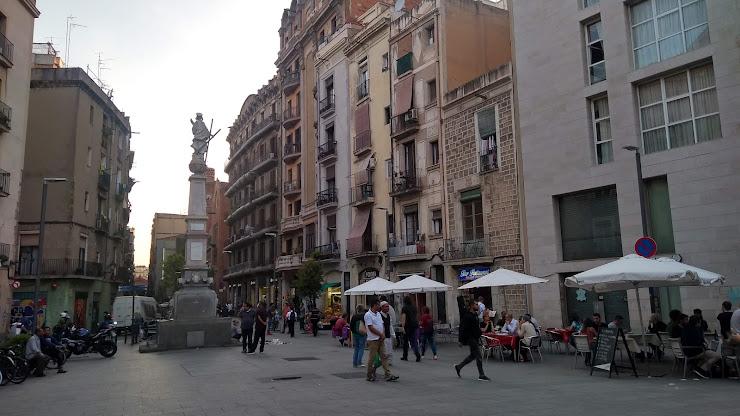 Bar Restaurant Plaça Pedró Plaça del Pedró, 8-10, 08001 Barcelona