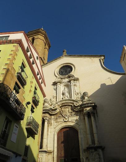 Parròquia Santa María de la Bisbal d'Empordà