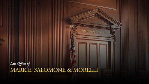 Personal Injury Attorney «Law Offices of Mark E. Salomone & Morelli», reviews and photos