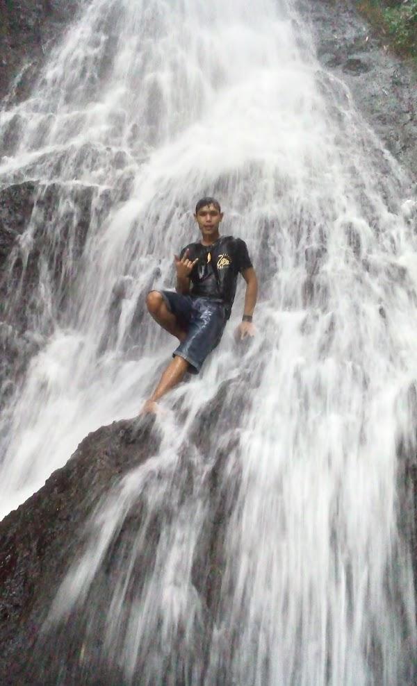 Air Terjun Sumber Jodo