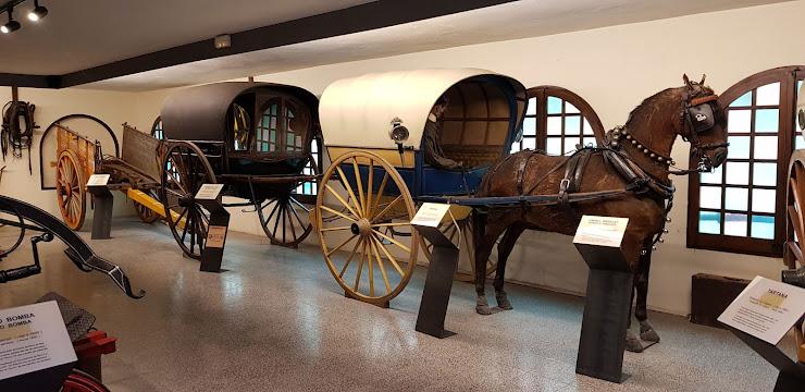 Museo del Arriero. Colección Antoni Ros Plaça dels Traginers, 5, 08700 Igualada, Barcelona