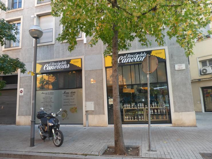 El racó dels canelons Plaça de l'Angel, 10, 08202 Sabadell, Barcelona
