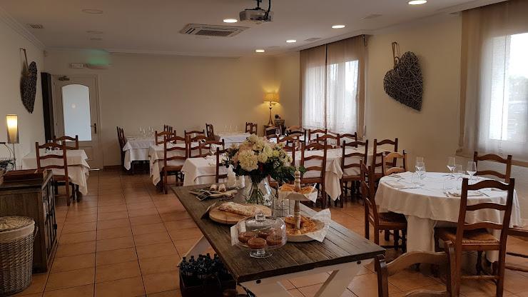 Restaurant Can Valls Carrer Escoles, 1, 17441 Sant Martí Sapresa, Girona