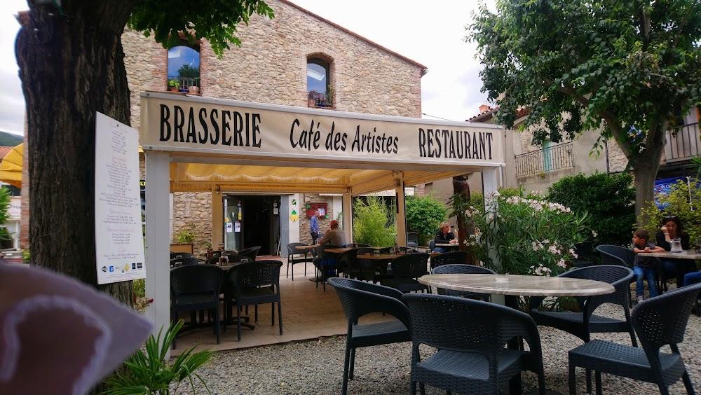 photo du resaurant Café des Artistes