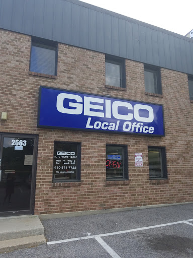 GEICO Insurance Agent, 2563 Forest Drive, 1st Floor, Annapolis, MD 21401, Insurance Agency