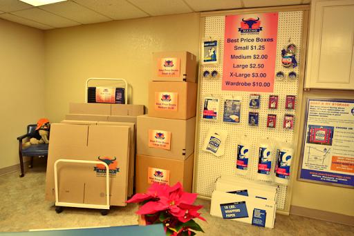Self-Storage Facility «Macho Self Storage Denton», reviews and photos