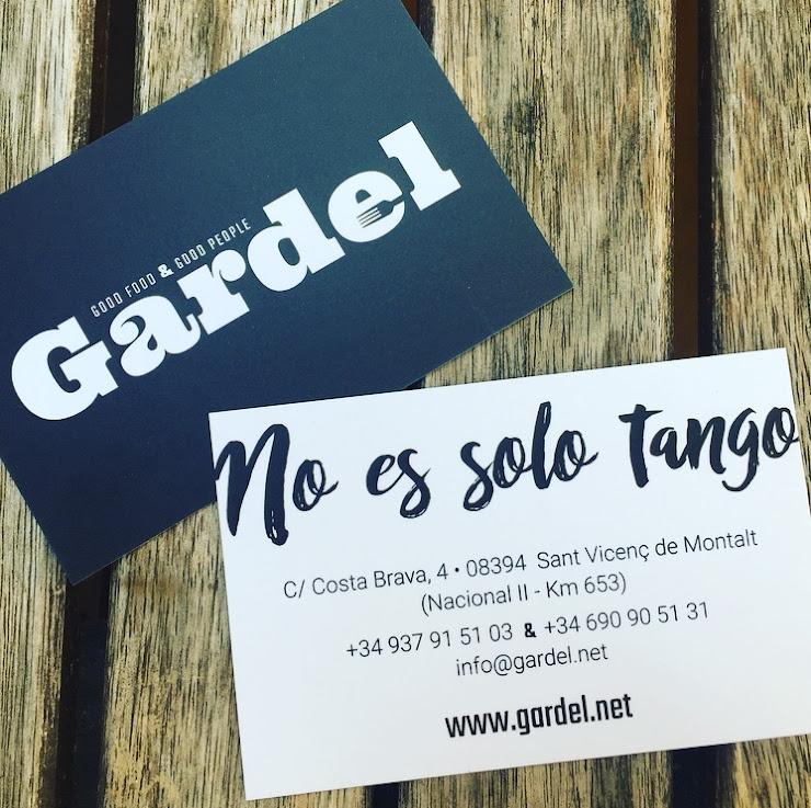 Gardel - Bar Restaurant Carrer de la Costa Brava, 4, 08394 Sant Vicenç de Montalt, Barcelona