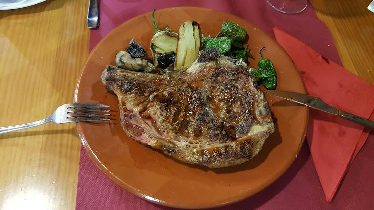 Restaurante Asador San Marino Pol. Ind. El Pla, Carrer de Sant Josep, 161-167, 08980 Sant Feliu de Llobregat, Barcelona
