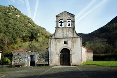 Church of Santo Adriano de Tuñón