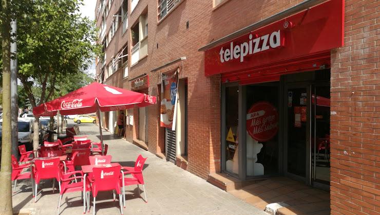 Telepizza Mossen Jacint Verdaguer, 7, 08760 Martorell, Barcelona