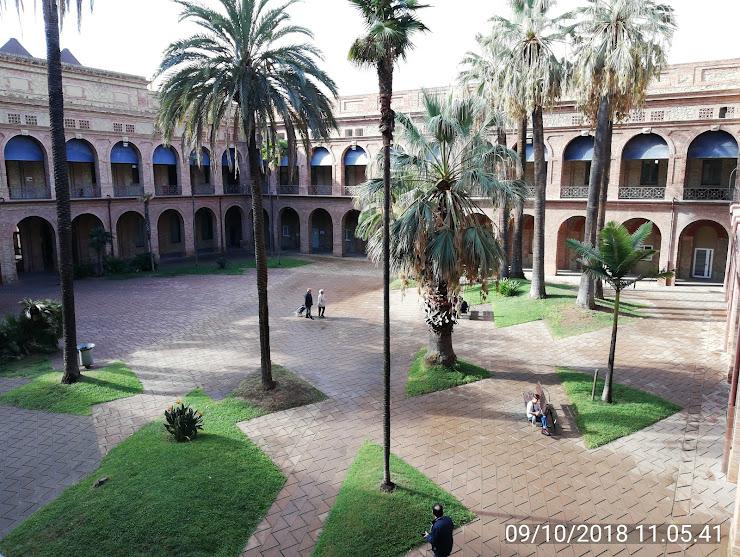 Parque Central de Nou Barris Plaça Major de Nou Barris, 08042 Barcelona