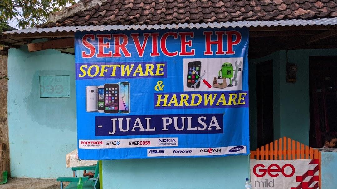 SERVICE HP Software & Hardware