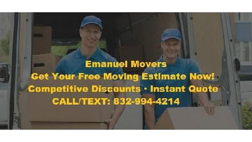 Emanuel Movers, Houston, TX, Mover