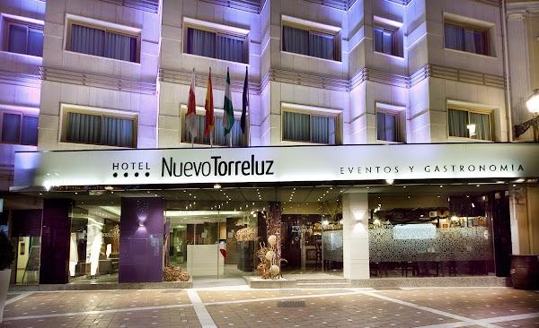 Hotel Nuevo Torreluz Almeria