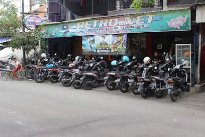Retro Net - Internet Cafe & Game Center - Jl. Soekarno Hatta  Semarang