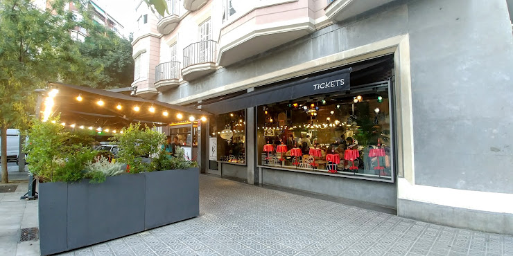Tickets bar Av. del Paraŀlel, 164, 08015 Barcelona
