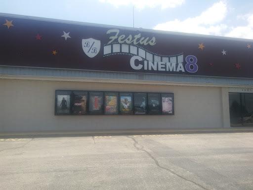 Movie Theater «B&B Theatres Festus 8 Cinema», reviews and photos, 1522 Parkway W, Festus, MO 63028, USA