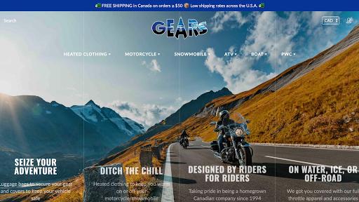 Piéces détachées moto Gears Canada à Mississauga (ON)   AutoDir