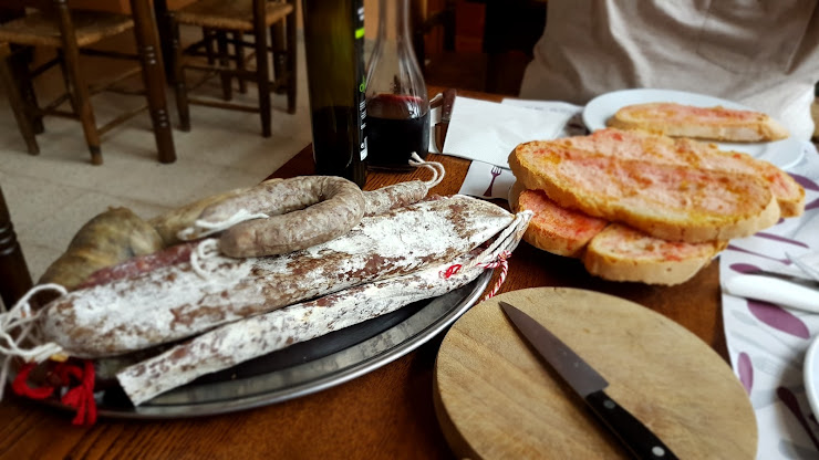 Bar Restaurant Teixeda Carrer de la Teixeda, 10, 17177 Hostalets de Bas, Girona