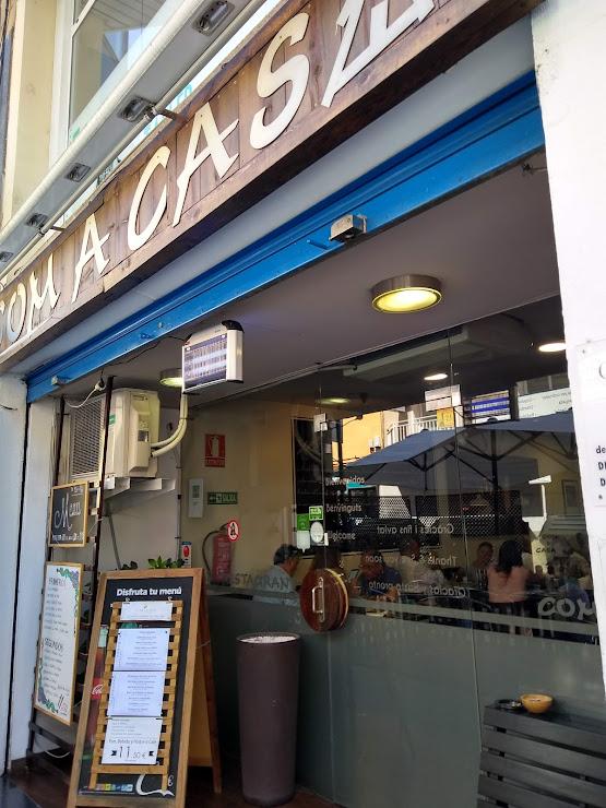 Restaurant Com a Casa Carrer del Doctor Trueta, 13, 08860 Castelldefels, Barcelona