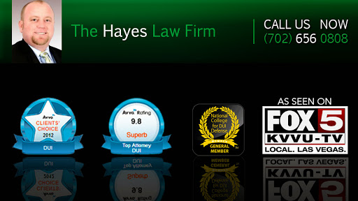 Attorney «DUI Lawyer Las Vegas», reviews and photos