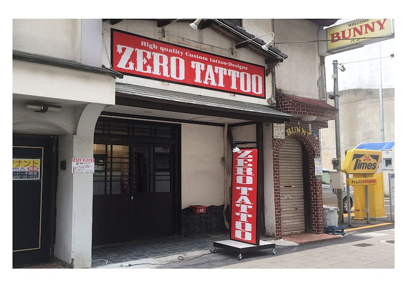ZERO TATTOO SASEBO