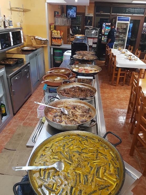 Bar Restaurante Beltrán y casas rurales Carrer de les Flors, 48, 43894 Camarles, Tarragona