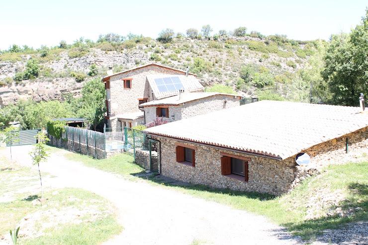 Masia Casalet de la Clua. Turisme Rural Carrer la Clua, 25632 Sant Esteve de la Sarga, Lleida