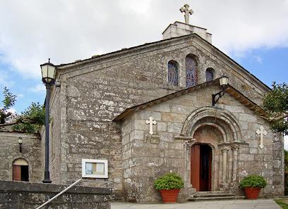 Igrexa de San Tirso de Palas de Rei