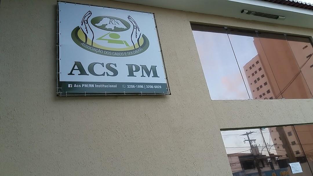 ACS-PMRN na cidade Natal