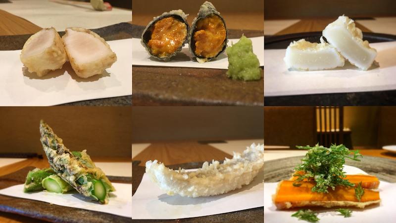天ぷら割烹たかの