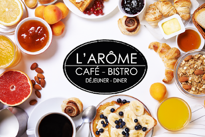 Restaurant Arôme café bistro