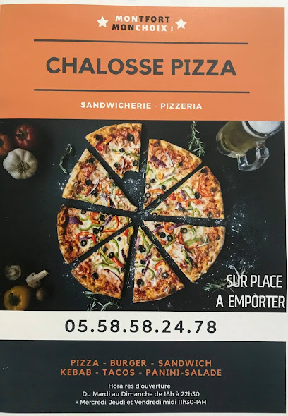 CHALOSSE PIZZA