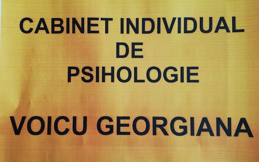 Psiholog Voicu Georgiana