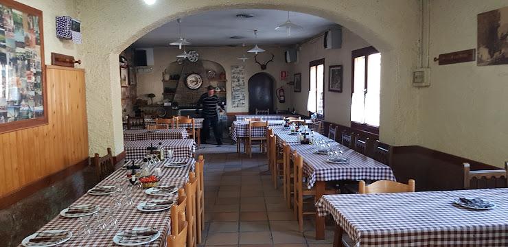 Restaurant Les Alzines Camino de Avenco, s/n, 08593 Tagamanent, Barcelona