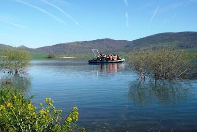 Centro Ornitológico del Embalse del Ebro - Naturea Cantabria