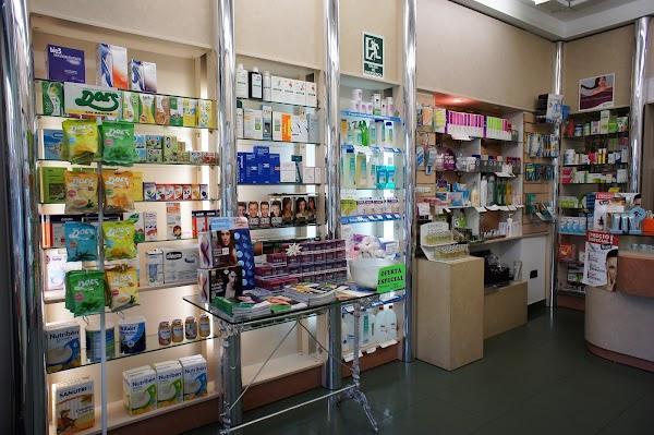 Farmacia de San Andrés. Lda. Marta Manzano