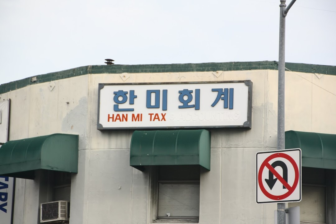 Hanmi Tax & Accounting Services