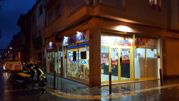 Carpi Pizza Carrer de l'Abat Oliva, 1, 17190 Salt, Girona