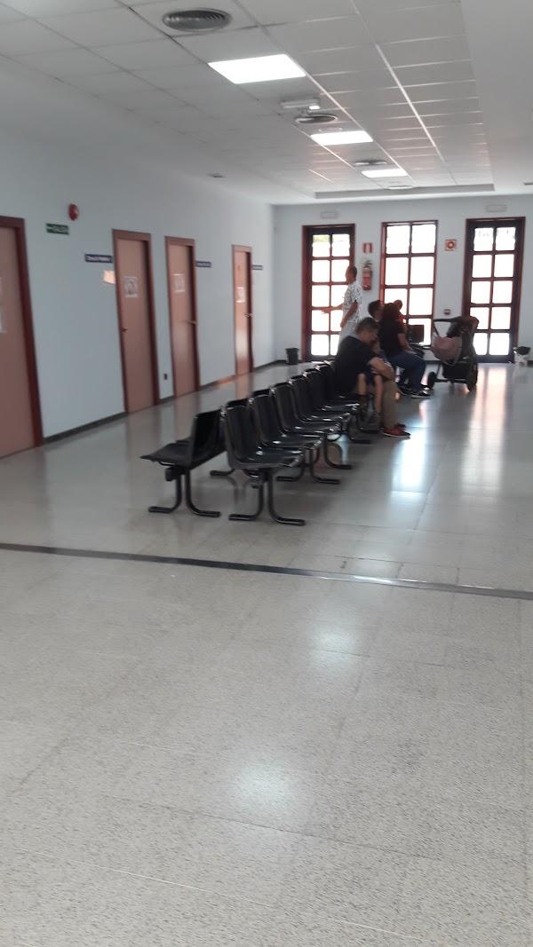 Centro de Salud Canalejas