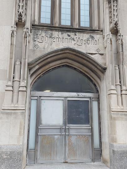 Medical laboratory Quest Diagnostics North Broad Street