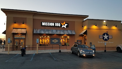 Barbecue restaurant MISSION BBQ