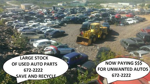 Casse automobile A LOT OF AUTO RECYCLERS à Saint John (NB) | AutoDir