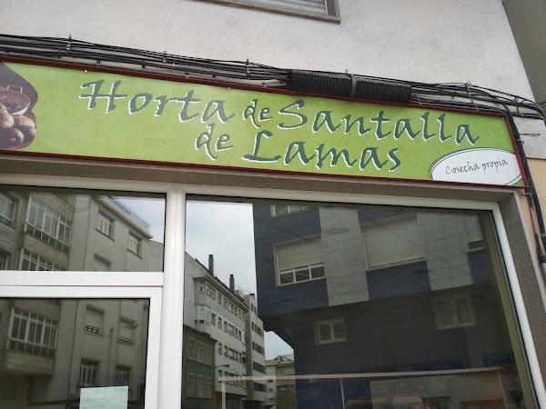 Horta de Santalla de Lamas