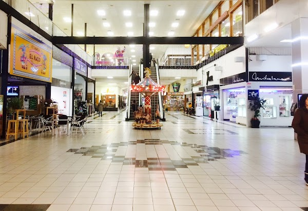 Centro Comercial Mamut