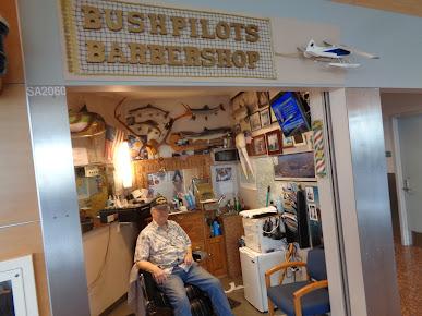 Bush Pilots Barber Shop
