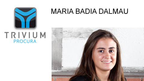 Procuradora Maria Badia Dalmau